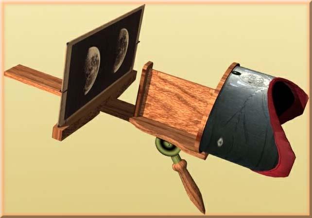 Timbre Stereoscope